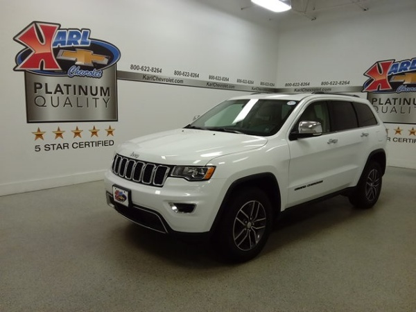 2017 Jeep Grand Cherokee in Ankeny, IA