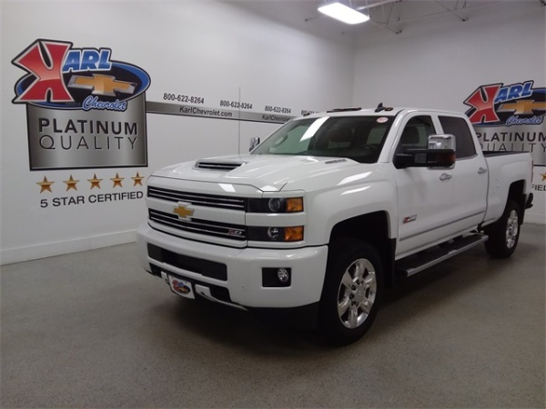 2019 Chevrolet Silverado 2500HD in Ankeny, IA