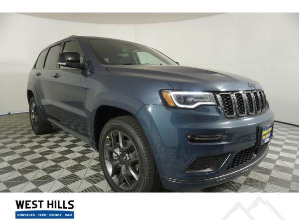 2020 Jeep Grand Cherokee in Bremerton, WA