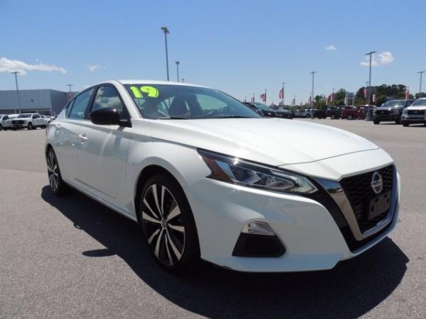 2019 Nissan Altima in Goldsboro, NC