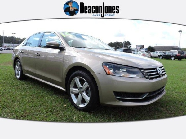 Used Volkswagen Passat for Sale in Greenville, NC | U.S. News & World Report