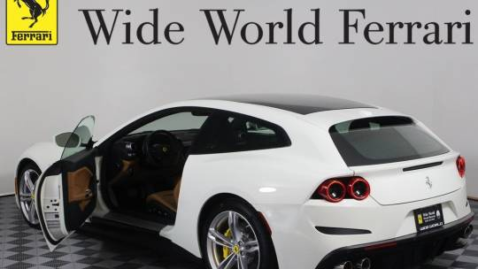 2020 Ferrari Gtc4lusso Coupe For Sale In Spring Valley Ny Truecar