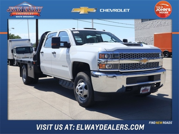2019 Chevrolet Silverado 3500HD Chassis in Englewood, CO