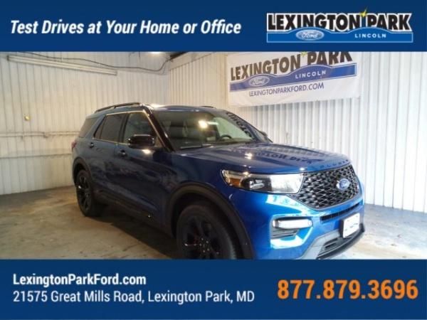 2020 Ford Explorer in Lexington Park, MD