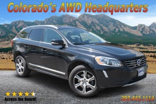 2017 Volvo Xc60 T6 Platinum Awd For In Boulder Co
