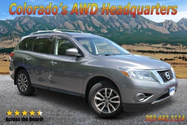 2016 Nissan Pathfinder in Boulder, CO
