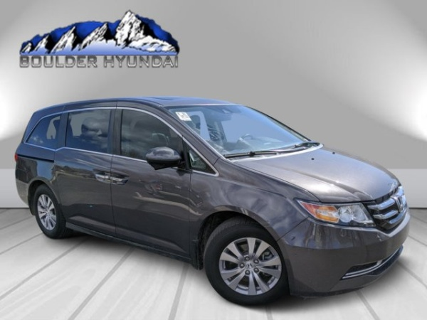 2014 Honda Odyssey in Boulder, CO