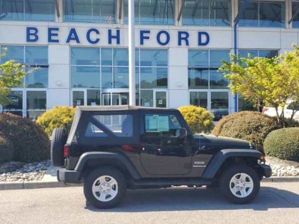 2016 Jeep Wrangler in Virginia Beach, VA