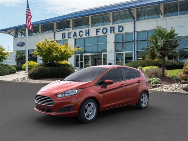 2019 Ford Fiesta in Virginia Beach, VA