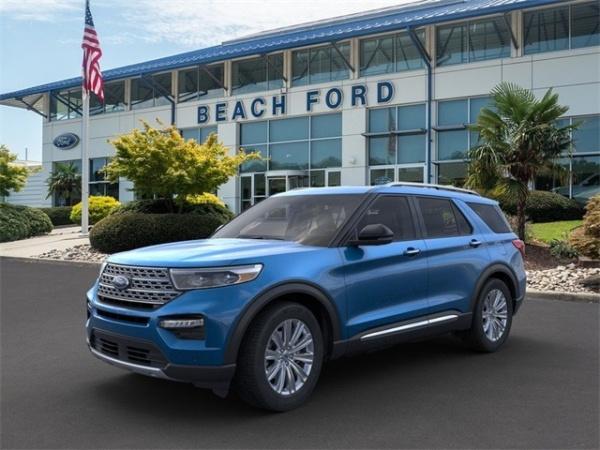 2020 Ford Explorer in Virginia Beach, VA