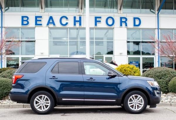 2017 Ford Explorer in Virginia Beach, VA