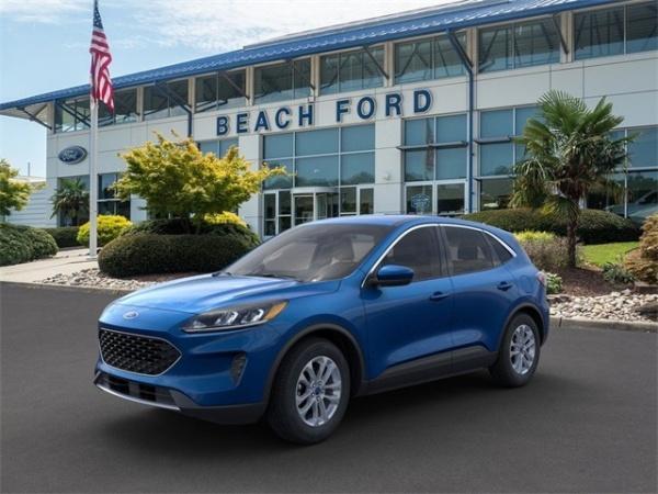 2020 Ford Escape in Virginia Beach, VA