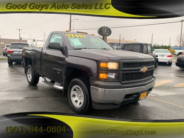 2014 Chevrolet Silverado 1500 in Anchorage, AK