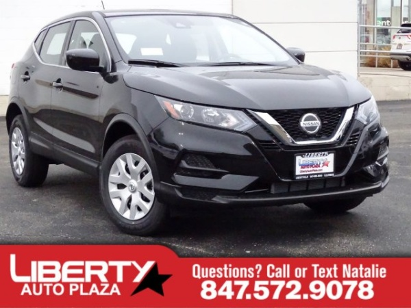 2020 Nissan Rogue Sport in Libertyville, IL