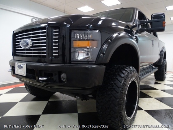 2009 Ford Super Duty F-250 Harley-Davidson