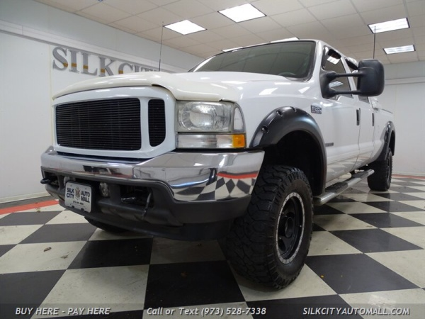 2002 Ford Super Duty F-350 Lariat