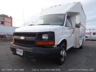 Used Chevrolet Express Commercial Cutaways for Sale | TrueCar