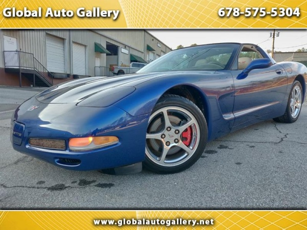 2004 Chevrolet Corvette in Lawrenceville, GA