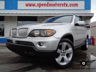 Used 2006 BMW X5 44i AWD For Sale In Arlington TX
