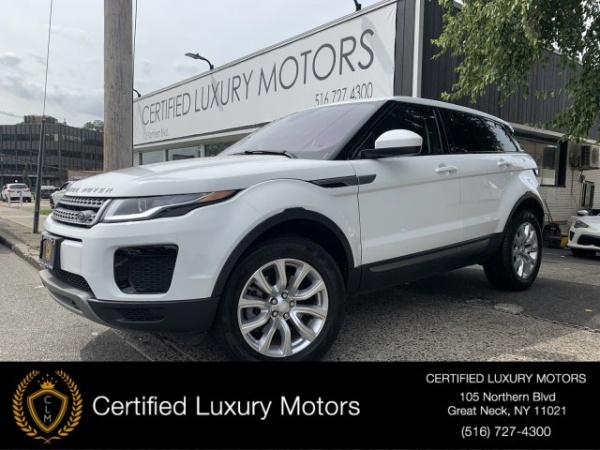 2019 Land Rover Range Rover Evoque in Greatneck, NY
