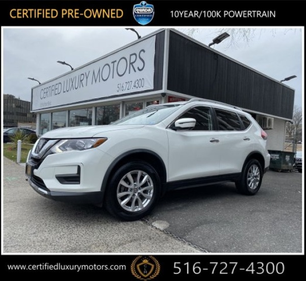 2017 Nissan Rogue in Greatneck, NY