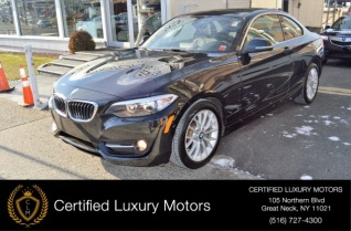 2016 Bmw 2 Series 228i Xdrive Coupe Awd For In Greatneck Ny