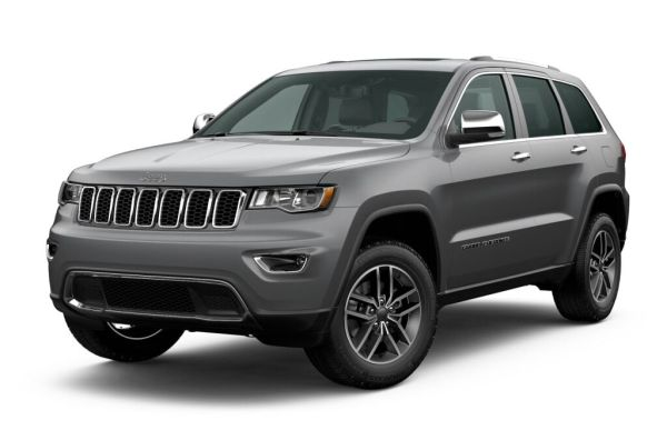 2020 Jeep Grand Cherokee in Manhattan, KS