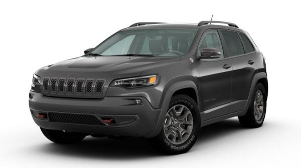 2020 Jeep Cherokee in Manhattan, KS
