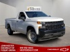 2019 Chevrolet Silverado 1500 WT Regular Cab Long Box 2WD for Sale in Fuquay-Varina, NC