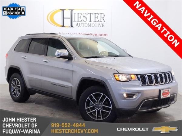 2019 Jeep Grand Cherokee in Fuquay-Varina, NC