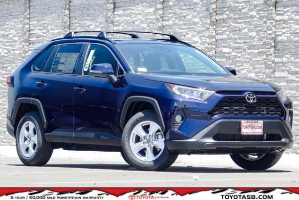 Toyota Of San Bernardino >> 2019 Toyota Rav4 Xle Awd For Sale In San Bernardino Ca Truecar