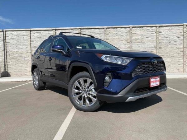 2020 Toyota RAV4 in San Bernardino, CA