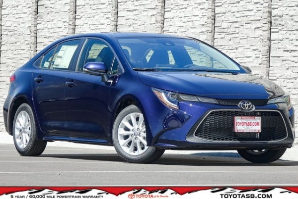 Toyota Of San Bernardino >> 2020 Toyota Corolla Xle Cvt For Sale In San Bernardino Ca Truecar