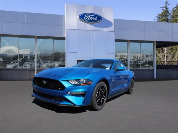 2019 Ford Mustang in Seattle, WA