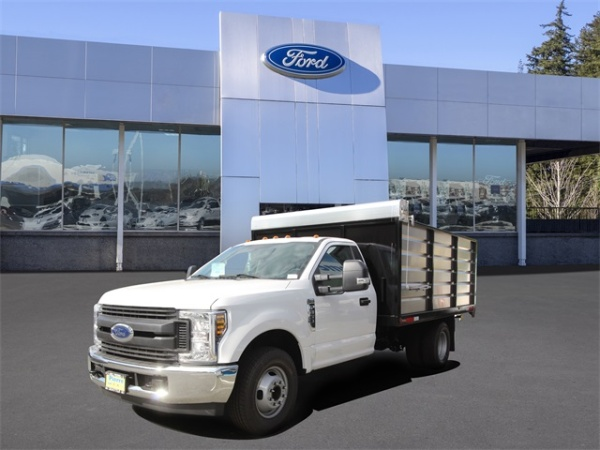 2019 Ford Super Duty F-350 Chassis Cab in Seattle, WA