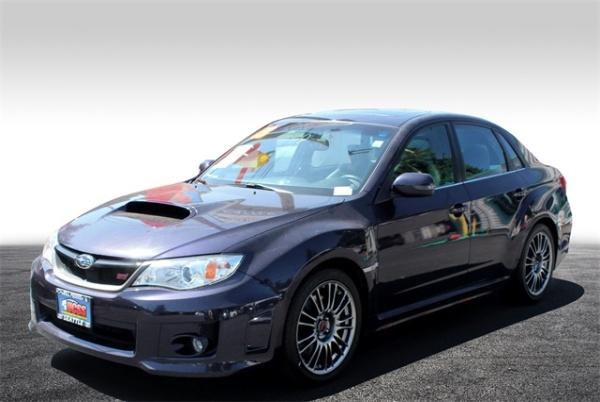 2013 Subaru Impreza WRX/STi Reliability - Consumer Reports