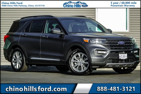 2020 Ford Explorer in Chino, CA