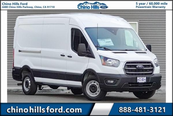 2020 Ford Transit Cargo Van in Chino, CA