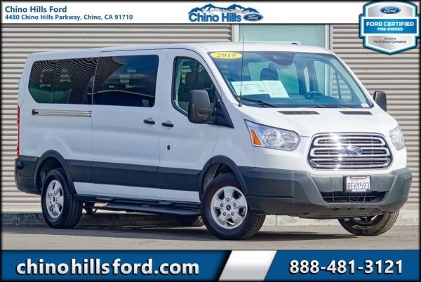 2018 Ford Transit Passenger Wagon in Chino, CA