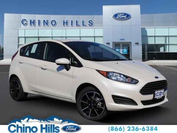 2019 Ford Fiesta SE
