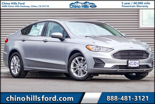 2020 Ford Fusion in Chino, CA