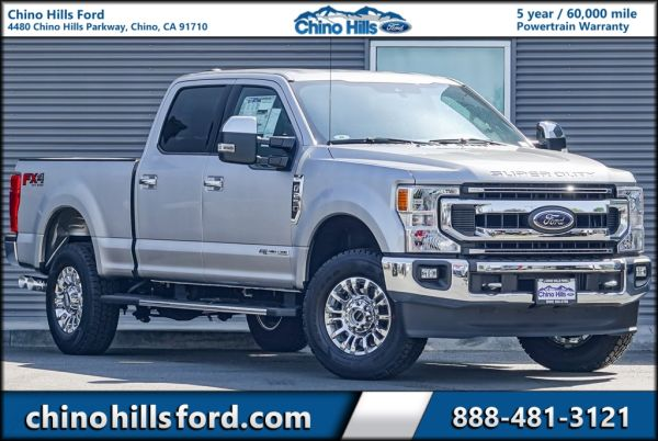 2020 Ford Super Duty F-250 in Chino, CA