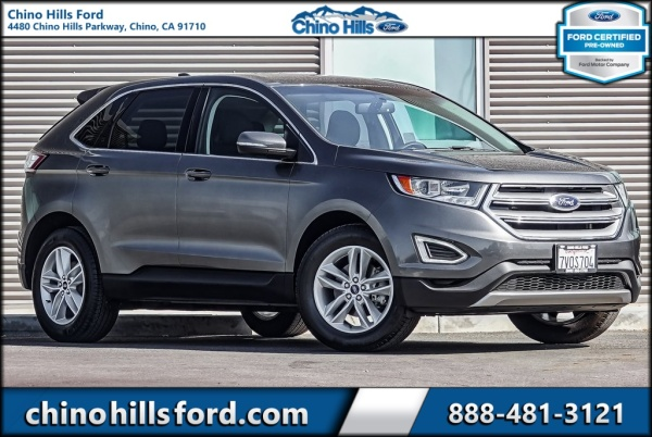 2016 Ford Edge in Chino, CA