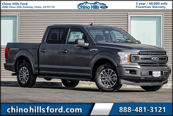 2020 Ford F-150 in Chino, CA