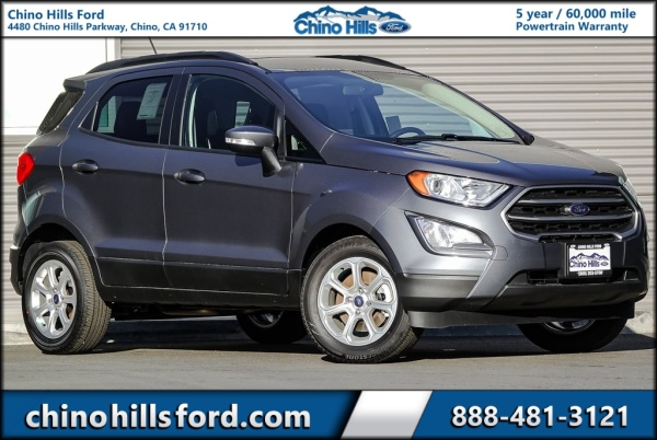 2019 Ford EcoSport in Chino, CA