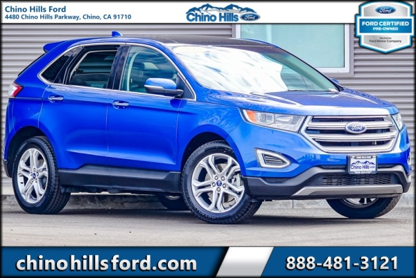 2018 Ford Edge in Chino, CA