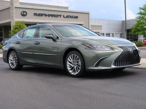 2019 Lexus Es Es 350 Ultra Luxury For Sale In Montgomery Al