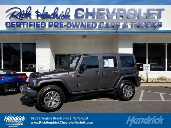 2014 Jeep Wrangler in Norfolk, VA