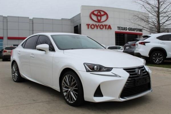 2017 Lexus IS in Grapevine, TX