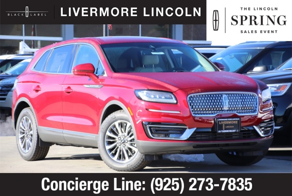 2019 Lincoln Nautilus Select